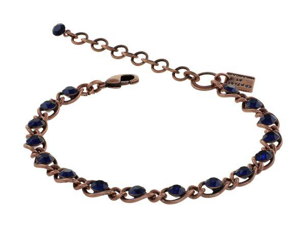 Konplott Magic Fireball Armband Night Blue in Classic Size 5450543936437