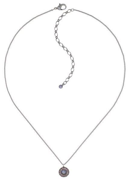 Konplott Spell on You Halskette mit Anhänger in beige antique 5450543780948