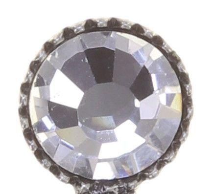 Konplott Pearl Shadow Ohrstecker in crystal weiß 5450543811031