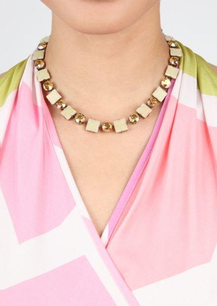 Konplott Cleo Halskette Gold And Sand 5450543911816