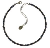 Vorschau: Konplott Urban Scuba Halskette in schwarz antique 5450543868868