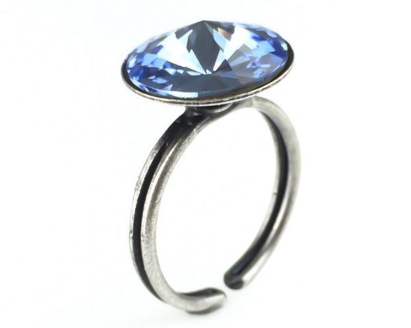 Konplott Rivoli light sapphire Ring 5450527495387