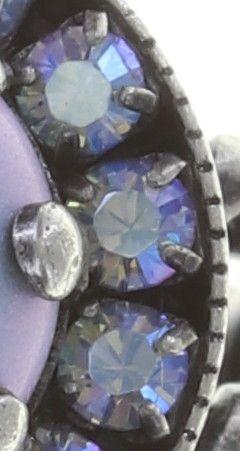 Konplott Simply Beautiful Ring in hellblau 5450543695259