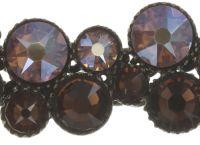 Vorschau: Konplott Inside Out Choker Halskette in braun - Widerrufsware wie neu 5450543640853