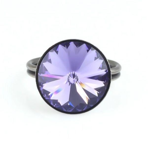 Konplott Rivoli lila Ring 5450527613026