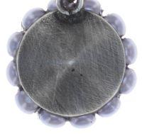 Vorschau: Konplott Kaleidoscope Illusion Halskette mit Anhänger in grau Größe S 5450543771380