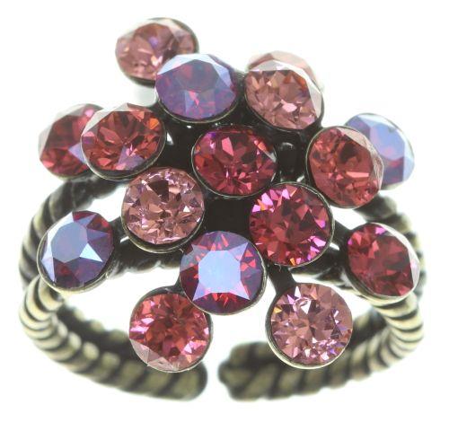Konplott Magic Fireball Ring in coralline 5450543765860