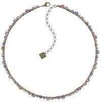 Vorschau: Konplott Water Cascade steinbesetzte Halskette in beige 5450543772868