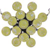 Vorschau: Konplott Magic Fireball Halskette in lemon jelly crystal sunshine de lite 5450543852812