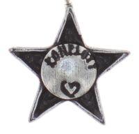 Vorschau: Konplott Dancing Star Halskette mit Anhänger in weiß Größe XS 5450543774718