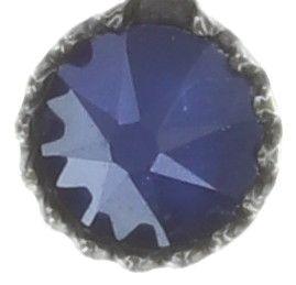 Konplott Spell on You Halskette mit Anhänger in blau Silberfarben 5450543734903