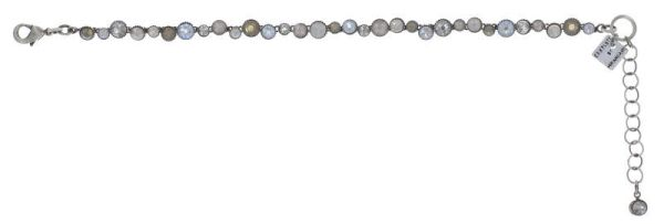 Konplott Water Cascade Armband Stone White 5450543882482