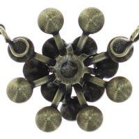 Vorschau: Konplott Magic Fireball Halskette in grau 5450543754635