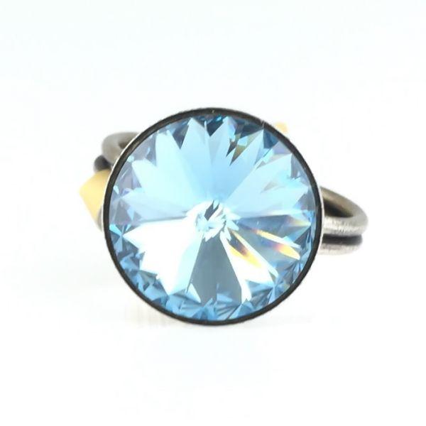 Konplott Rivoli aquamarine Ring 5450527612906