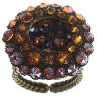 Vorschau: Konplott Inside Out Ring Größe M in orange 5450543638966