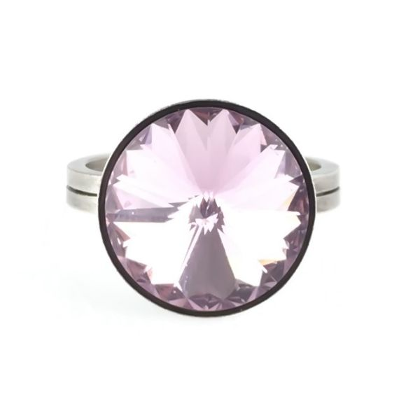 Konplott Rivoli light amethyst Ring pink/lila 5450527613057