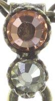 Vorschau: Konplott Water Cascade Halskette mit Anhänger in pastel multi 5450543685205