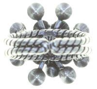 Vorschau: Konplott Magic Fireball Ring in grün 5450543765969