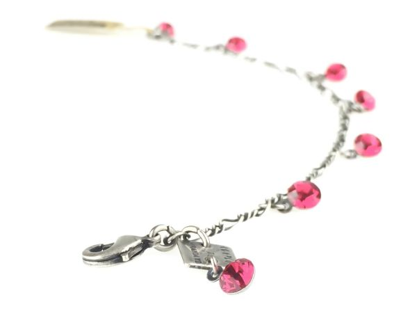 Konplott Tutui indian pink Armband verschließbar 5450527641289
