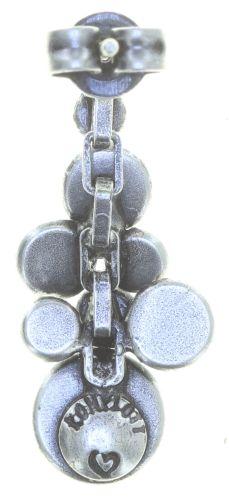 Konplott Water Cascade Ohrhänger in schwarz 5450543766607