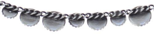 Konplott Water Cascade steinbesetzte Halskette in lila 5450543772998