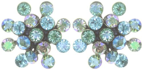 Konplott Magic Fireball Ohrstecker Mini in mermaid grün 5450543797557