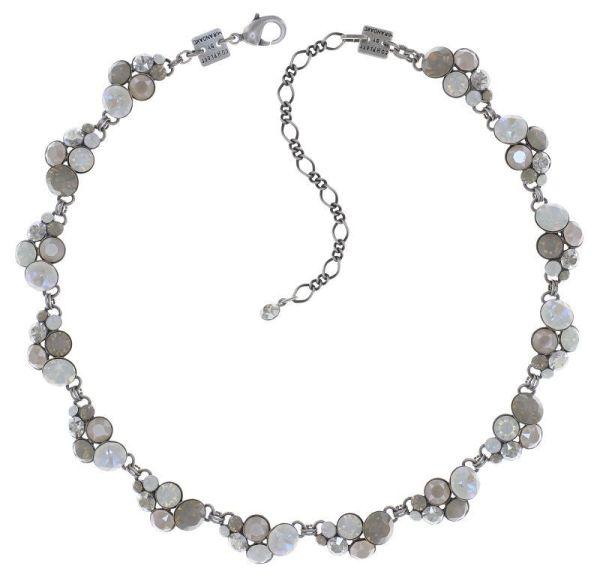 Konplott Petit Glamour Halskette Stone White 5450543814025