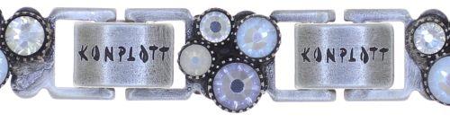 Konplott Water Cascade Armband in weiß 5450543753799