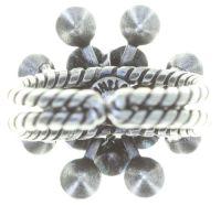 Vorschau: Konplott Magic Fireball Ring in blau 5450543765761