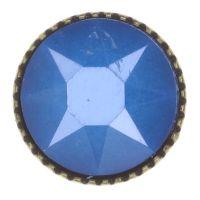 Vorschau: Konplott Black Jack Ohrstecker groß in blau crystal electric blue 5450543854052