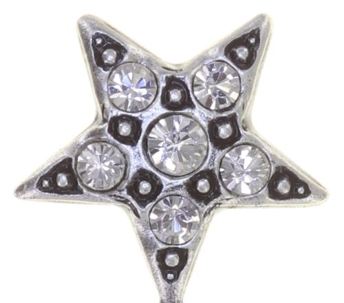 Konplott Sky Lights Ohrstecker in weiß 5450543784168