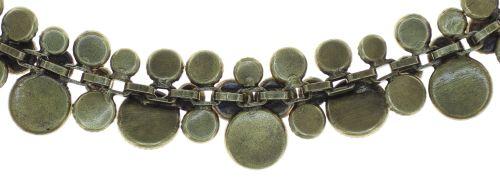 Konplott Water Cascade steinbesetzte Halskette in beige 5450543766621