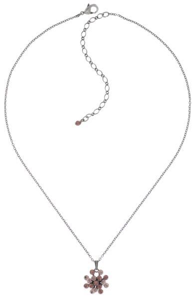 Konplott Magic Fireball Halskette mit Anhänger mini in pink/rosa 5450543754888