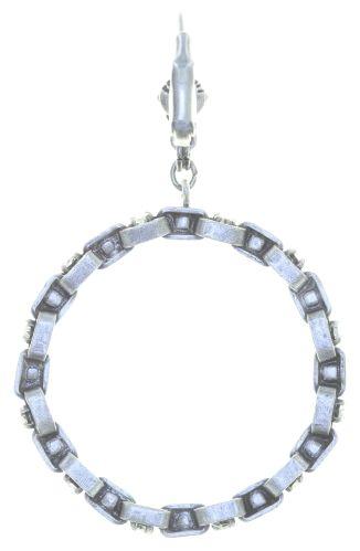 Konplott Industrial Ohrhänger in weiß 5450543767192