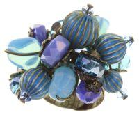 Vorschau: Konplott Tropical Candy Ring in mixed water blues 5450543799674