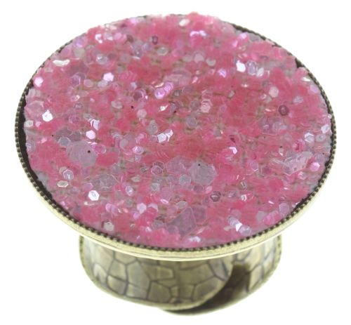 Konplott Studio 54 Ring in pink Messing 5450543748757