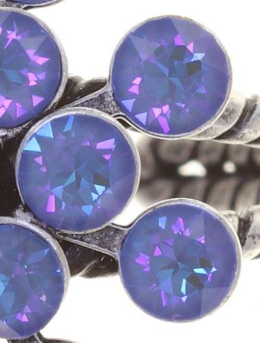 Konplott Magic Fireball Ring in shiny heaven crystal ocean de lite 5450543797366