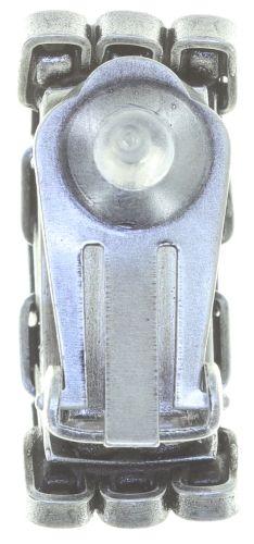 Konplott Industrial Ohrclip in weiß 5450543757179