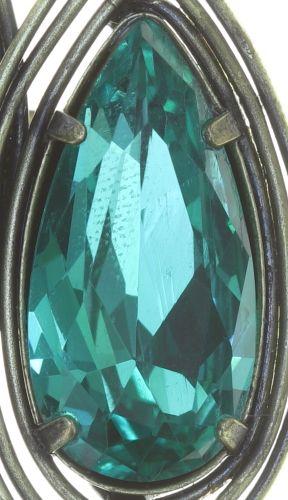Konplott Amazonia Ring in blau/grün, Größe M,S 5450543751078