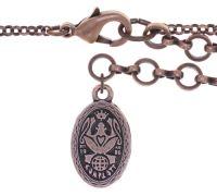Vorschau: Konplott Amazonia lange Halskette mit Anhänger in braun, Größe L 5450543753393