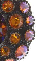 Vorschau: Konplott Inside Out Ohrstecker Größe S in orange 5450543638935
