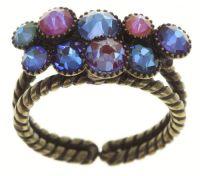 Vorschau: Konplott Water Cascade Ring Unicorn pastel multi 5450543882178