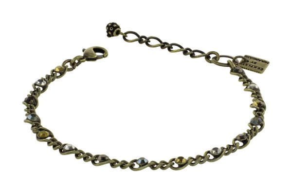 Konplott Magic Fireball Armband Antique Golds in mini 5450543937106