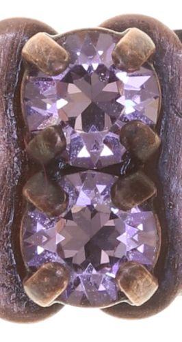 Konplott Rock 'n' Glam Armband in lila light amethyst 5450543776859