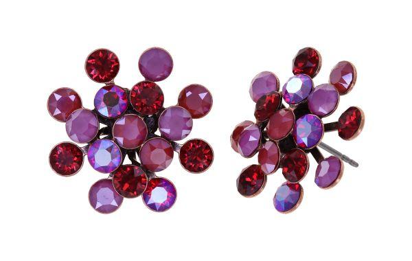 Konplott Magic Fireball Ohrstecker Winter Cherries Classic Size 5450543936550