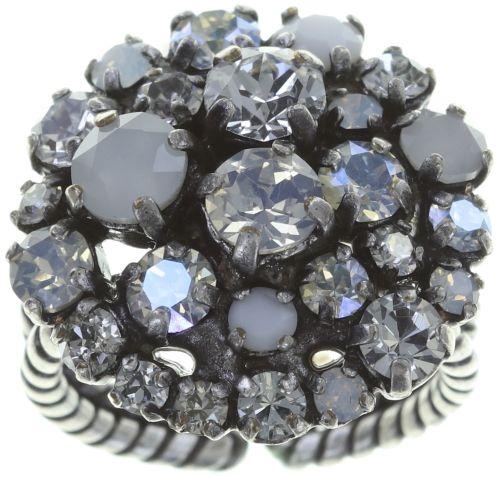 Konplott Ballroom Ring in weiß 5450543728506
