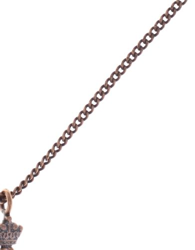 Konplott Little Frog Prince Halskette mit Anhänger in weiß 5450543708607