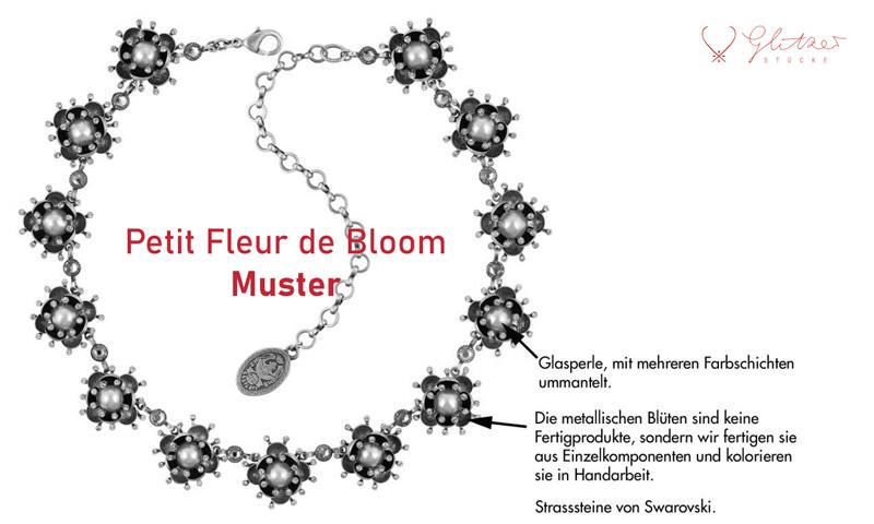 Petit Fleur de Bloom Muster