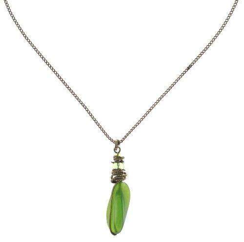Konplott Tropical Candy Halskette mit Anhänger - Grün 5450543799728
