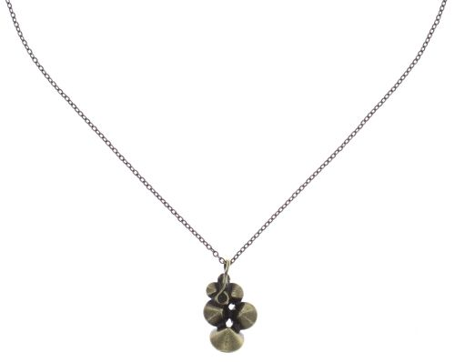 Konplott Petit Glamour Halskette mit Anhänger in coralline 5450543726854